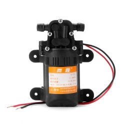 DC 12V 70PSI 3.5L/min electric water pump