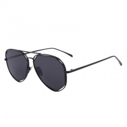 Twin-beams coating mirror - sunglasses - unisex
