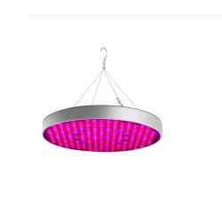 50W UFO Led światło do hodowli roślin - pełne spektrum - 250 LED AC85-265V
