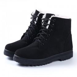 Ciepłe buty zimowe