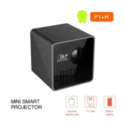 P1+ Wifi mini projector - Miracast DLNA