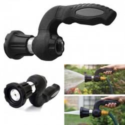 Pistola de agua ajustable - boquilla de manguera - rociador de jardín