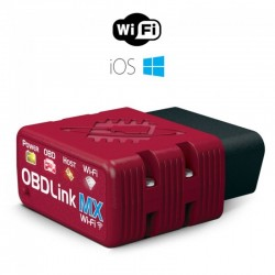 OBDLink MX Wi-Fi professional OBD2 scan tool for Windows & Android - car & truck data diagnostics