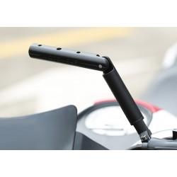 Wielofunkcyjny regulowany uchwyt na telefon do motocykla 22mm