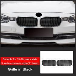 Front grill trim cover stickers for BMW 3 / 5 Series BMW F30 F10 F31 F34 F11 F07 F18