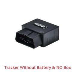 Mini plug & play GPS tracker OBD - urządzenie do śledzenia pojazdów GSM OBDII - interfejs 16 PIN z oprogramowaniem i aplikacją
