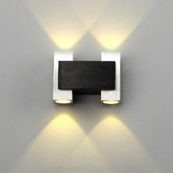 Dekoracyjna ścienna lampa Led 85-265V 4W