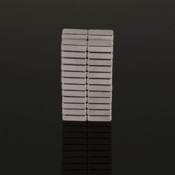 Magnete al neodimio super forte N48 - blocco 10 * 5 * 3mm 50 pezzi