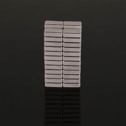 N48 Super Sterke Neodym Magneet - Block 10 * 5 * 3 mm 50 Stk
