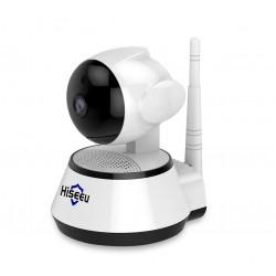 Bezprzewodowa kamera bezpieczeństwa IP - inteligentne WiFi z kartą SD 32 GB