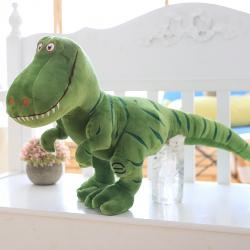 Miękki dinozaur - pluszowa zabawka