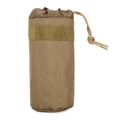 Outdoor Tattico Militare Bottiglia di Acqua Bollitore Borsa Del Sacchetto Del Supporto Portante