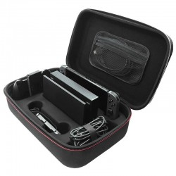 HobbyLane EVA PU Portable Hard Shell Schutz Lagerung Tasche Tasche Fall Abdeckung mit Fchern fr Ni