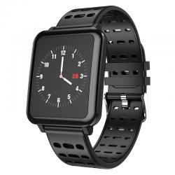 Wodoodporny pulsometr i krokomierz Q8 IP67 - smartwatch