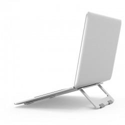 Soutien portàble pliable d'aluminium pour laptop et tablet