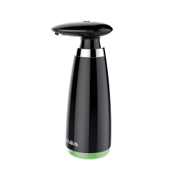 340ml Automatische Zeepdispenser Hand Gratis Touchless Sanitizer Badkamer Dispenser Smart Sensor Zee