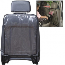 Car seat back protector cover
