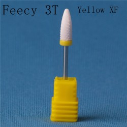 Ceramic nail file - rotary drill bit