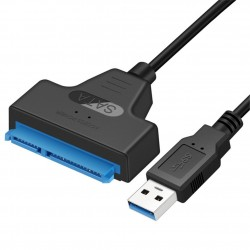 USB 3.0 do SATA 22Pin kabel 2.5 inch SSD