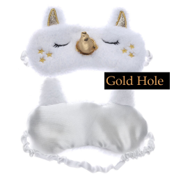 Unicorn cute sleeping mask