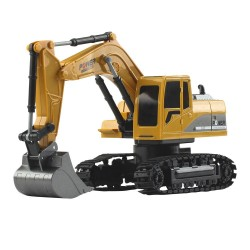 Mofun 1026 40Mhz 1/24 6CH - RC excavator car with light & music