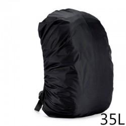 Wodoodporna osłona przeciwdeszczowa na plecak - 35L - 70L