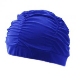 Elastische nylon badmuts - zwemmuts - unisex