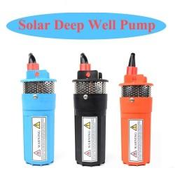 DC 12V/24V 6L/min - 70m deep - for solar energy panels - mini electric submersible pump