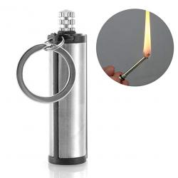 Zapalniczka metalowa - awaryjny kempingowy rozrusznik ognia