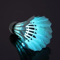 Piłka do badmintona z LED