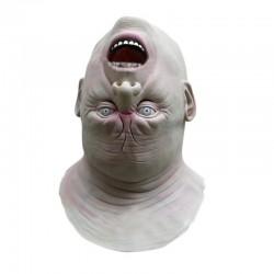 Zombie - maska Halloween na całą twarz