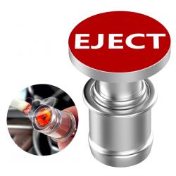 12V EJECT & FIRE MISSILE - Druckknopf für Feuerzeug