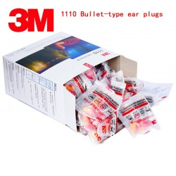 3M 1110 - anti-noise - soundproof earplugs