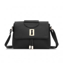 Retro leather crossbody & shoulder bag