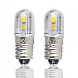 E10 - DC 6V 12V 24V 36V 48V - LED Lampe - Innenbeleuchtung 4 Stück