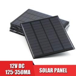 Panel słoneczny 12V - mini bateria