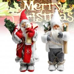 Świąteczny Święty Mikołaj - zabawka