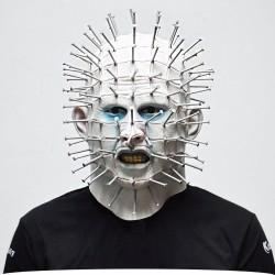 Horror Halloween full face latex mask