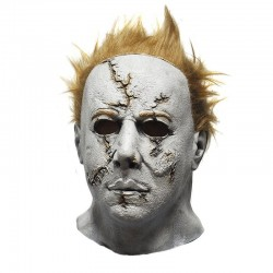 Michael Myers Halloweenowa maska lateksowa
