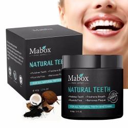 Węgiel aktywowany - naturalny proszek do wybielania zębów