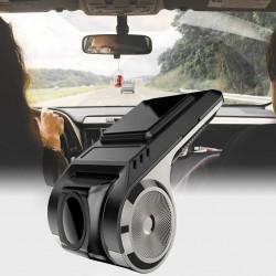 Samochodowy rejestrator jazdy USB - kamera cyfrowa DVR - Full HD 1080P - rejestrator wideo - czujnik G - noktowizor