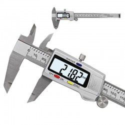 Measuring tool - stainless steel digital caliper 150mm