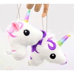 Keychain with unicorn