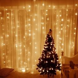 Lampki LED - dekoracja świąteczna - 110V - 220V