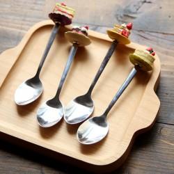 Dekoracyjna łyżeczka do herbaty & kawy & deserów