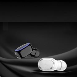5.0 micro mini Bluetooth zestaw słuchawkowy - pojedyncza bezprzewodowa słuchawka douszna