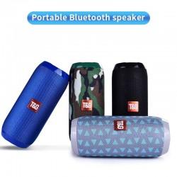 TG117 Bluetooth speaker - waterproof portable wireless column - TF card - FM radio - Aux