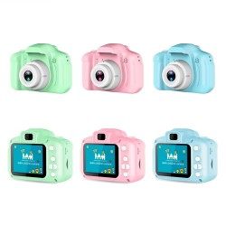 1080P HD mini kids camera - video recording - educational toy