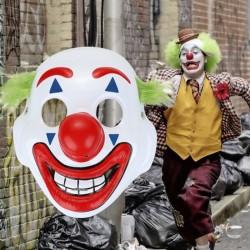 Maska Jokera na Halloween i maskarady