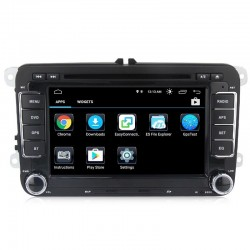 Android 8.0 Quad Core DVD GPS - car radio for Volkswagen VW Skoda Octavia Golf 5 6 Touran Passat B6 Jetta Polo Tiguan